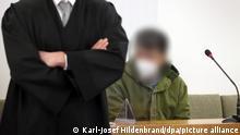 Deutschland Kempten | Prozessbeginn wegen Mordes in Linienbus