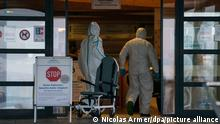 Coronavirus | 'Pendelquarantäne' für Mitarbeitende im Klinikum Bayreuth