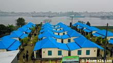 *** Bitte nur in Zusammenhang mit der Berichterstattung verwenden *** Bangladesh government handed over the keys to new homes for 66,189 homeless families on 23rd January, 2021. via Faisal Ahmed
