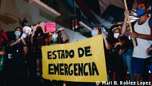 Puerto Rico | Demonstration für Frauenrechte