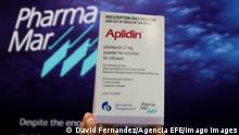 Medikament Aplidin | Plitidepsin | von PharmaMar