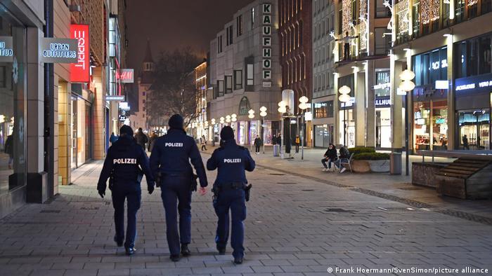 München Lockdown
