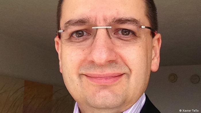 Xavier Tello Chirurg und Gesundheitsexperte