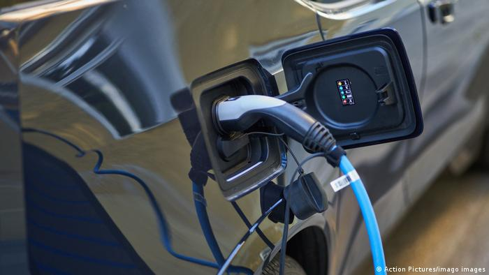 Кожен шостий електромобіль у світі вироблений у Німеччині
