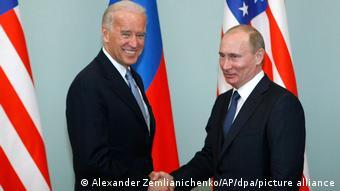 USA Russland | Putin und Biden einig über Abrüstungsvertrag