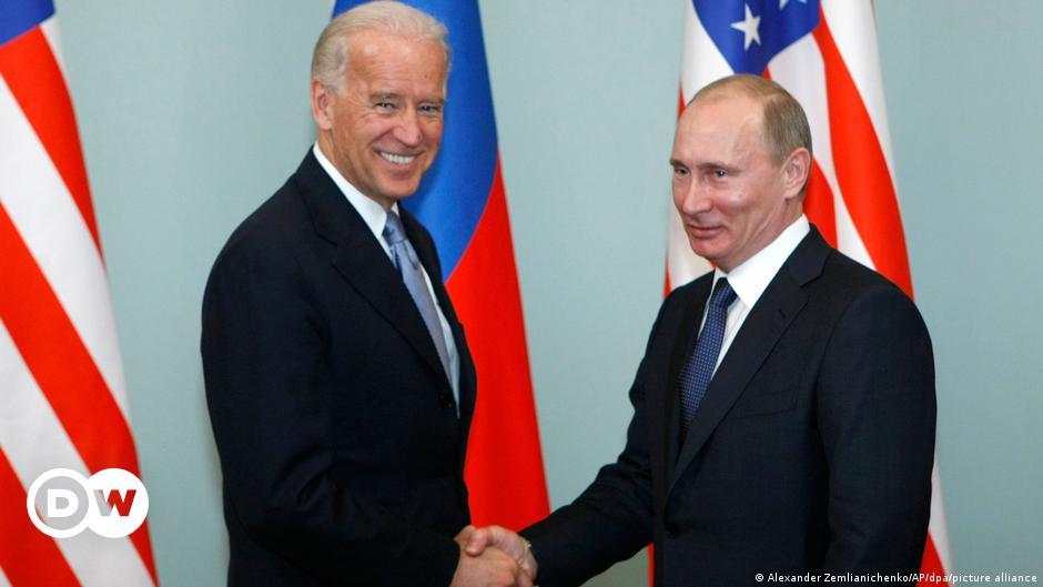 أول اتفاق بين بوتين وبايدن رغم التوتر