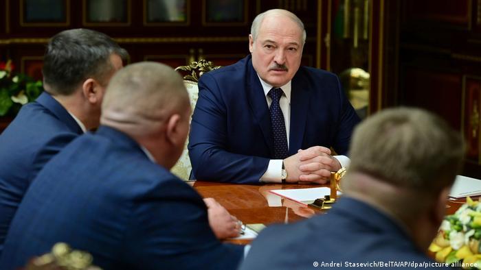 Belarus-Präsident Lukaschenko