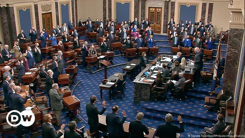 ABD Senatosu kararı: Trump'ın yargılanması anayasaya uygun