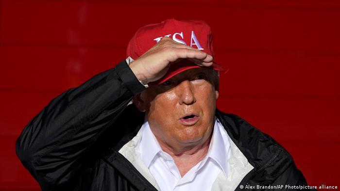 USA Ex-Präsident Donald Trump