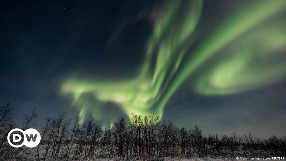 Bild des Tages: Nordlicht bei den Nordlichtern