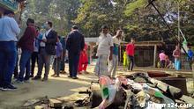 Bangladesch Chittagong City Corporation Wahl