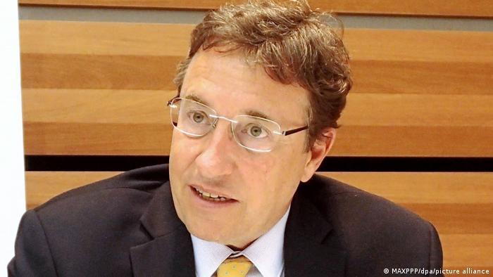 Achim Steiner, der Leiter des UN-Entwicklungsprogramms (UNDP)