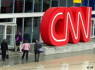 CNN-Hauptqartier in Atlanta (Foto: AP)