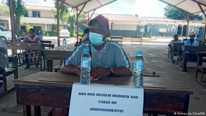 Mosambik Maputo | Mülldeponie im Maputo Stadtteil Hulene