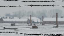 Konzentrationslager Auschwitz | 76th Jubiälum der Befreiung von Auschwitz wird digital statt finden