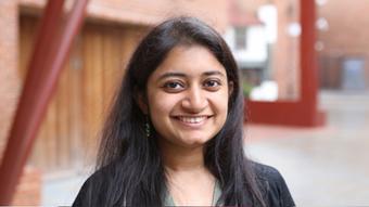 Ankita Mukhopadhyay, periodista de DW