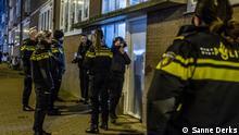 Niederlande Unruhen