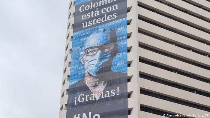 Kolumbien BG Leben in Bogotá während der Pandemie