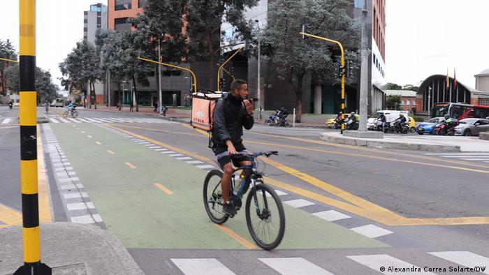 Bogotá, íntimamente en la pandemia