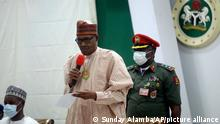 Nigeria Katsina | Präsident Muhammadu Buhari