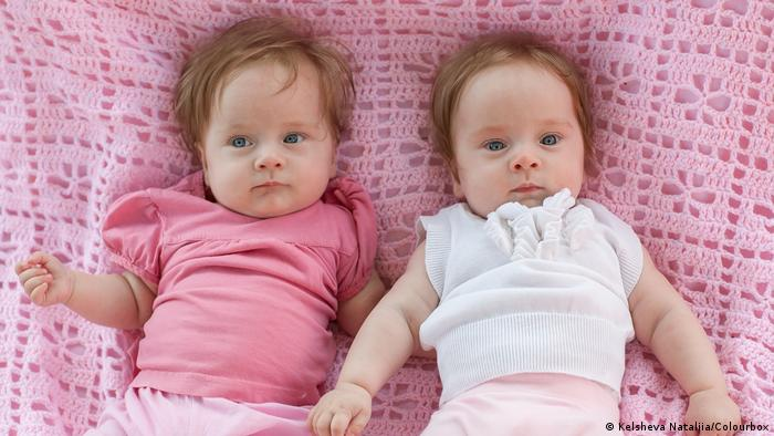 Symbolbild Zwillinge