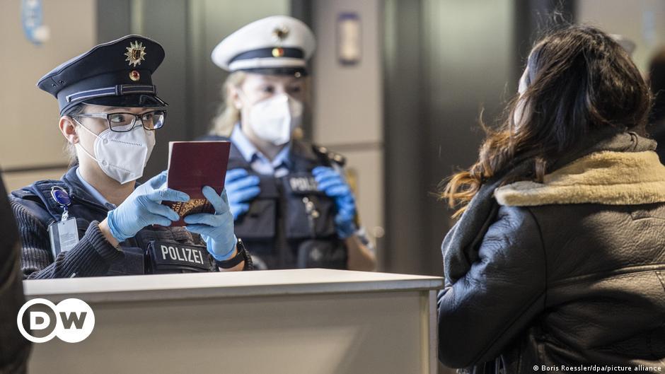 Deutschland bereitet Einreiseverbote vor