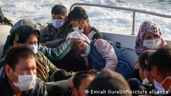 Πρόσφυγες στο Αιγαίο