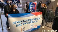 Frankfurt vor Urteil im Lübcke-Mord-Prozess