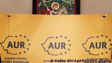 Rumänien Ultranationalistische Partei AUR