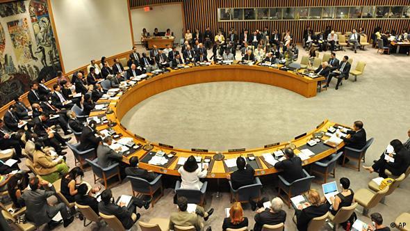 UN Sicherheitsrat Israel Gaza Flash-Galerie
