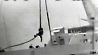 Videoaufnahmen des israelischen Militärs von der Erstürmung der Marmi Marmara am 31. Mai 2010