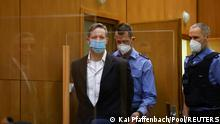Frankfurt Oberlandesgericht | Lebenslänglich für Stephan Ernst