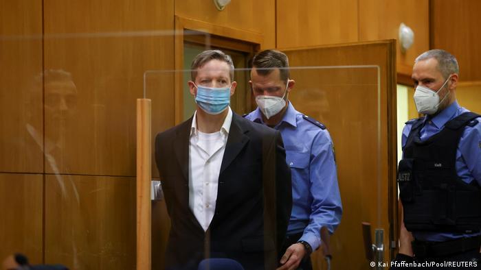 Stephan Ernst ömür boyu hapis cezasına çarptırıldı