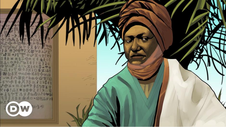 Njoya Ibrahim: Cameroon's inventive king