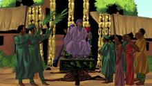 African Roots | Sultan Njoya Ibrahim (c) Comic Republic/DW