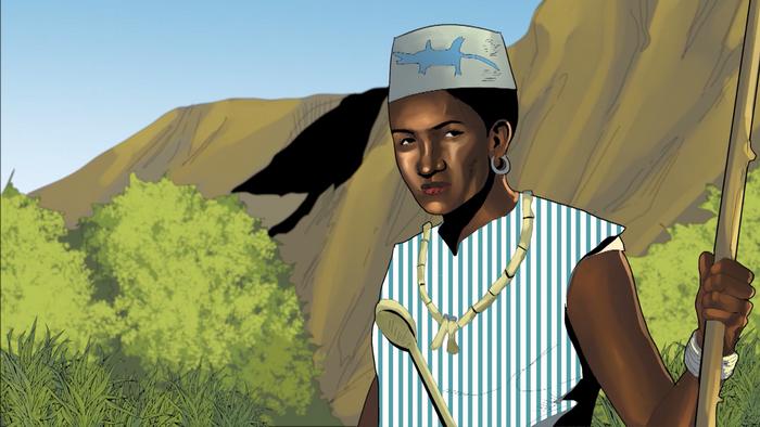 African Roots | Dahomey-Amazonen | Porträt