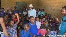 Kamerun Numba Pfarrer Roland Arrey