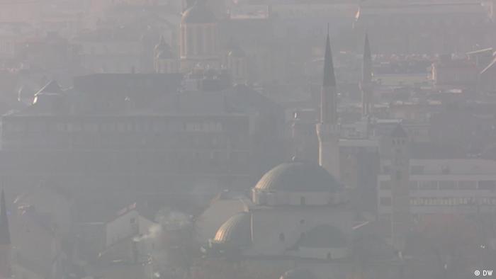 DW Sendung Fokus Europa |Bosnien Smog