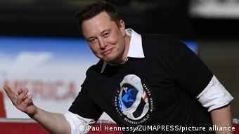 Илон Маск, генеральный директор компании Tesla