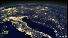 DW Sendung Eco India | Lichtverschmutzung