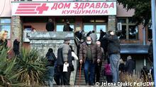 Serbien Kursumlija | Coronakrise: Bewohner werden geimpft