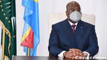 Demokratischen Republik Kongo | Präsidenten Félix Tshisekedi in Kinshasa