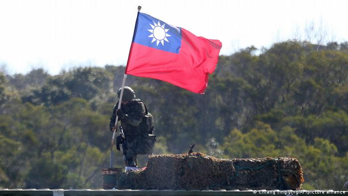 Taiwan | Militärübung in Hsinchu
