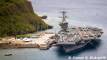 Guam | US Flugzeugträger
