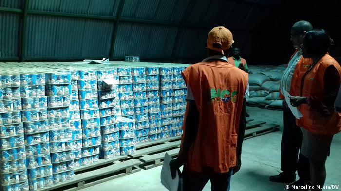 Mosambik Zambézia | Spenden | INGC