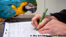 BdT Inventur im Vogelpark Walsrode