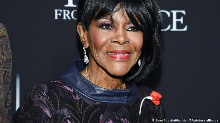 Cicely Tyson in January 2020