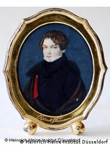 Schumann-Ausstellung im Heinrich-Heine-Institut Düsseldorf