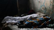 Bosnien und Herzegowina | Save the Children - Von Flüchtlingen beanspruchte leerstehende Gebäude