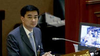 Prime Minister Abhisit Vejjajiva faces a tough time ahead